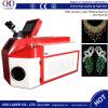 Het eenvoudige Systeem van het Lassen van de Laser YAG voor Gouden Zilveren Juwelen