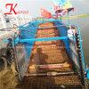 La Chine de mauvaises herbes aquatiques amphibie en aluminium avec la voie de la récolteuse