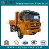 Caminhão de descarregador pequeno de Sinotruk Cdw 4X2