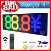 Tarjeta de mensaje programable teledirigida a todo color al aire libre del color de la visualización de LED del mensaje de la visualización de LED '' x20 '' de P10 SMD 52 7