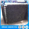 Soldado/ Seamless Ronda galvanizado Acero al carbono tubo negro y el tubo