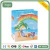Cumpleaños playa mar Coco juguete ropa bolsa de papel de regalo