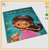 Servicio de impresión colorido del libro de niños del Hardcover