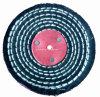 roue de polissage de polissage de coton de point de la couleur 4  X1/2  pour le métal