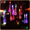 El día de fiesta enciende luces de la Navidad cambiables de la cadena del color LED