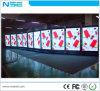 WiFi publicidad inteligente de vídeo en pantalla La pantalla LED con rueda