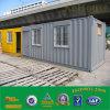Conteneur flat Pack 20FT House/conteneurs préfabriqués pour les travailleurs d'accueil Hébergement