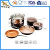 La batterie de cuisine antiadhésive d'OEM place l'appareil ménager (CX-AS1007)