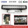Barra clara do diodo emissor de luz do único CREE superior 120W da fileira para Offroad (GT3300A-120W)