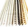 La catena poco costosa di modo del metallo/ha bordato la catena della sfera (HSC0019)