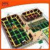 Große populäre Kind-professionelles industrielles Innensprung-Sport-Trampoline-Bett