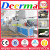 75-160mm Jardín máquina para fabricar tuberías de PVC de la máquina de producción de tubería de PVC