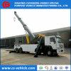 De op zwaar werk berekende Slepende Rotator die van de Vrachtwagen 30ton Vrachtwagen Wrecker voor Verkoop slepen