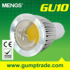 Mengs&reg ; GU10 5W DEL Spotlight avec Warranty de RoHS COB 2 Years de la CE (110160009)