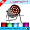 4in1 PRO Binnen LEIDEN 18X10W RGBW PARI 64 kan Uplighting