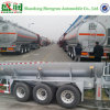 50000L Aluminium Oil Tanker Semi-Trailer 3 Axles Fuel Tank Semi Trailer