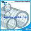 Mangueira de PVC com fio de metal reforçado