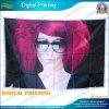 Bannière publicitaire pour magasins commerciaux, impression textile (NF03F03031)