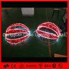 Im FreienDecoration 3D Large Christmas Balls Lights