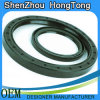 NBR / FKM / Silicone Rubber Buffers Skeleton Oil Seal Lip Sealing
