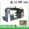 4 colore High Speed Paper Printing Machine con Ceramic Roller