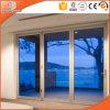 Популярные алюминиевые распашной двери патио на вилле&веранда