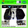 ISO9001: 닛산 Qashqai를 위한 2008/Rohs/CE Certification HD 360 Degree Surround View Car Camera System