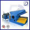 Schrott-Blech-Scherblock-Maschine