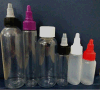 Les plus populaires d'E-bouteille de liquide en 2015 - 30ml 50ml 120 ml avec bouchon de bouteille Twist Twist