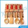 De Reeks van het Werktuig van het Bamboe van Happilar 4PCS