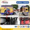 Equipamento móvel do cinema do caminhão profissional 5D 7D de China