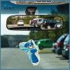 Regalo promocional de encargo del ambientador de aire del coche del colgante de papel