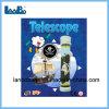 Телец Custom дешевые мини ручной телескоп игрушка