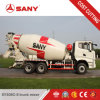 판매를 위한 Sany Sy308c-8 8m3 구체적인 섞는 트럭