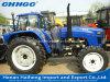 농업 트랙터 40HP 농장 트랙터 소형 트랙터 농업 기계장치
