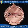 Kundenspezifische Decklack-Metallarmee-Medaillen-Fabrik auf Verkäufen