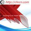 El envolver de la fibra de vidrio 2751 cubierto con caucho de silicón