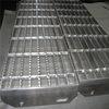 La alta calidad serró la pisada de escalera galvanizada del acero inoxidable sin la sospecha
