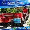 De op zwaar werk berekende Vrachtwagen van de Aanhangwagen van het Vervoer Modulaire met Multi Hydraulische As