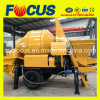 Jbt30 Mobile Concrete Mixer Pump für Sale