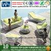 Sofà stabilito del rattan del PE del sofà esterno della mobilia del giardino (TG-015)