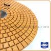 6つの /150mmのダイヤモンドの磨くパッドの床の粉砕のディスクの研摩のハードウェアのツール