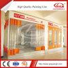 Línea auto del mantenimiento de la cabina de la pintura de aerosol para los coches