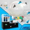 Máquina de sopro de uma etapa automática do frasco de Jasu Isb800-3 para a tampa do bulbo do diodo emissor de luz