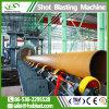 Tubo de acero de alta calidad Granallado Máquina para el tubo de limpieza