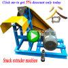 Kleine Korn-Mais-Reis-Imbiss-Nahrung, die Extruder-Strangpresßling-Maschine herstellt