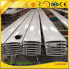 De Douane van de Fabriek van China Foshan dreef 6063 6061 Profielen van het Aluminium uit