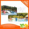 プール子供および大人のためのプラスチック水スライド