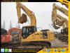 Используемая землечерпалка PC200-7 Crawler, используемая землечерпалка PC200-7 Komatsu машинного оборудования конструкции