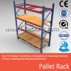 De op zwaar werk berekende Plank van de Opslag van de Pallet van het Staal met Ce- Certificaat